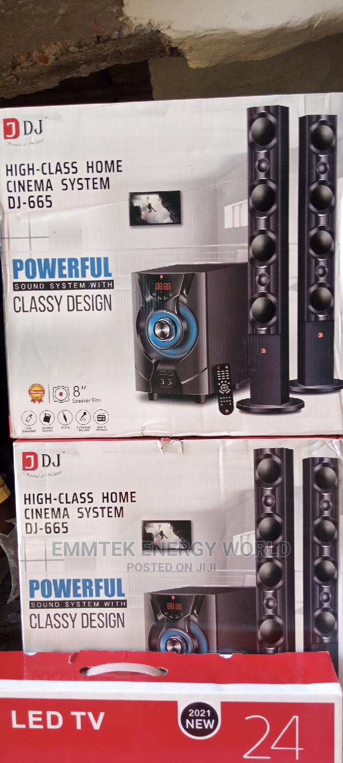 DJ Music System With USB, Bluetooth and Audio Input   Audio & Music Equipment for sale in Onitsha, Anambra State, Nigeria