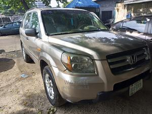 Honda Pilot 2006 Gold | Cars for sale in Lagos State, Surulere