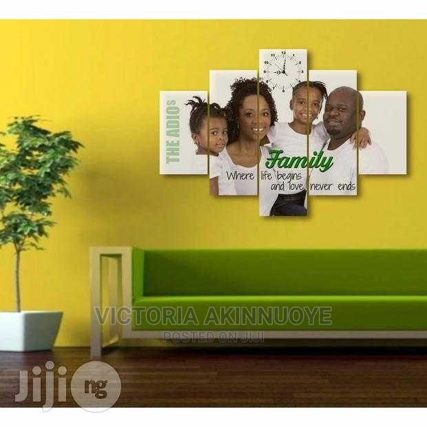 Wall Canvas for Home and Office | Arts & Crafts for sale in Alimosho, Lagos State, Nigeria