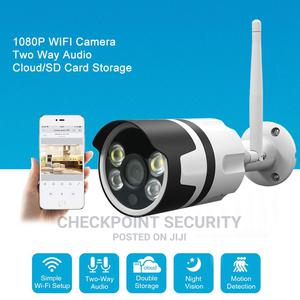 1080P Wireless Security IP Camera | Security & Surveillance for sale in Lagos State, Ikeja