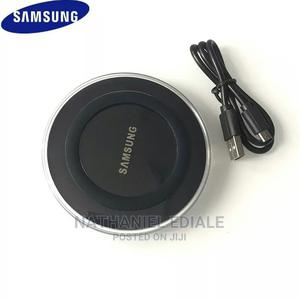 Samsung Wireless Charger | Accessories for Mobile Phones & Tablets for sale in Rivers State, Port-Harcourt