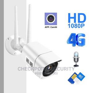 4G HD Outdoor Wireless IP Camera | Security & Surveillance for sale in Lagos State, Ikeja
