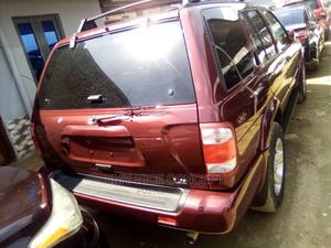 Nissan Pathfinder 2002 LE AWD SUV (3.5L 6cyl 4A) Brown | Cars for sale in Lagos State, Amuwo-Odofin