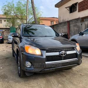 Toyota RAV4 2010 3.5 Sport 4x4 Gray   Cars for sale in Lagos State, Isolo