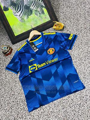 Manchester United Jersey | Clothing for sale in Lagos State, Victoria Island