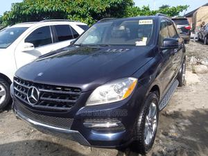 Mercedes-Benz M Class 2012 Blue   Cars for sale in Lagos State, Apapa
