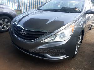 Hyundai Sonata 2012 Gray | Cars for sale in Lagos State, Ipaja
