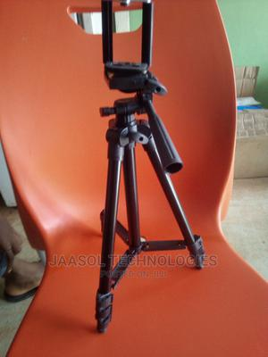 Phone /Camera Tripod Stand With Shutter For Video Recording | Accessories & Supplies for Electronics for sale in Lagos State, Ajah