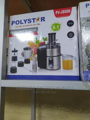 Polystar Juice Extractor Set | Kitchen Appliances for sale in Lagos State, Ikeja