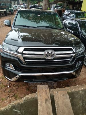 Toyota Land Cruiser 2016 4.6 V8 VXR Black | Cars for sale in Anambra State, Nnewi