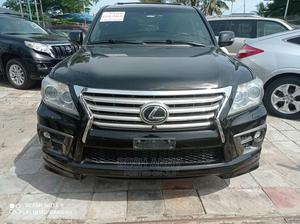 Lexus LX 2014 570 Base Black | Cars for sale in Lagos State, Ajah