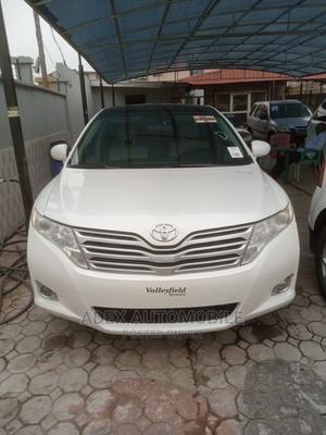 Toyota Venza 2012 V6 AWD White | Cars for sale in Lagos State, Magodo