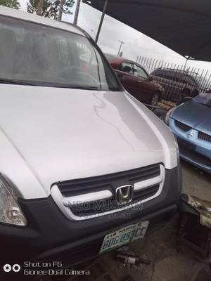 Honda CR-V 2003 Silver | Cars for sale in Lagos State, Ikotun/Igando