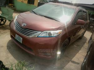 Toyota Sienna 2011 XLE 8 Passenger Red   Cars for sale in Rivers State, Port-Harcourt