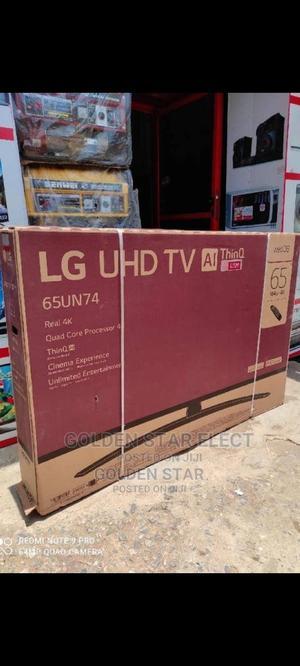 New LG 65'' 4K UHD Smart TV+Netflix,Youtube Apple Airplay   TV & DVD Equipment for sale in Lagos State, Lagos Island (Eko)
