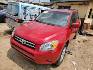 Toyota RAV4 2008 Red   Cars for sale in Lagos State, Surulere