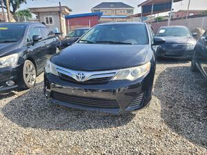 Toyota Camry 2012 Hybrid LE Black | Cars for sale in Lagos State, Yaba