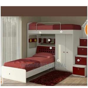 Kids Comfortable Sleep Bunk Bed | Children's Furniture for sale in Lagos State, Ikeja