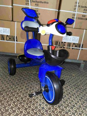 Blue Children Tricycle | Toys for sale in Lagos State, Oshodi