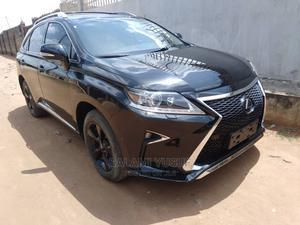 Lexus RX 2015 Black | Cars for sale in Lagos State, Ipaja
