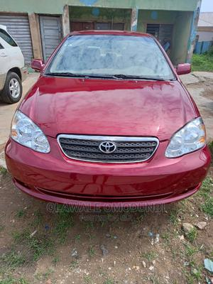 Toyota Corolla 2007 CE Red | Cars for sale in Oyo State, Oluyole
