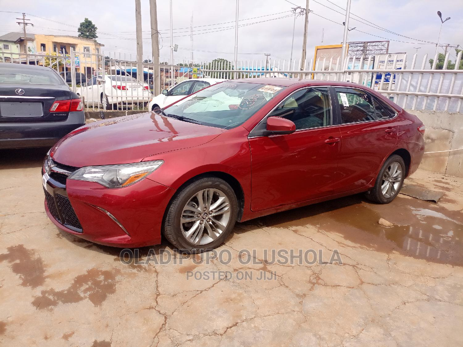 Toyota Camry 2016 Other