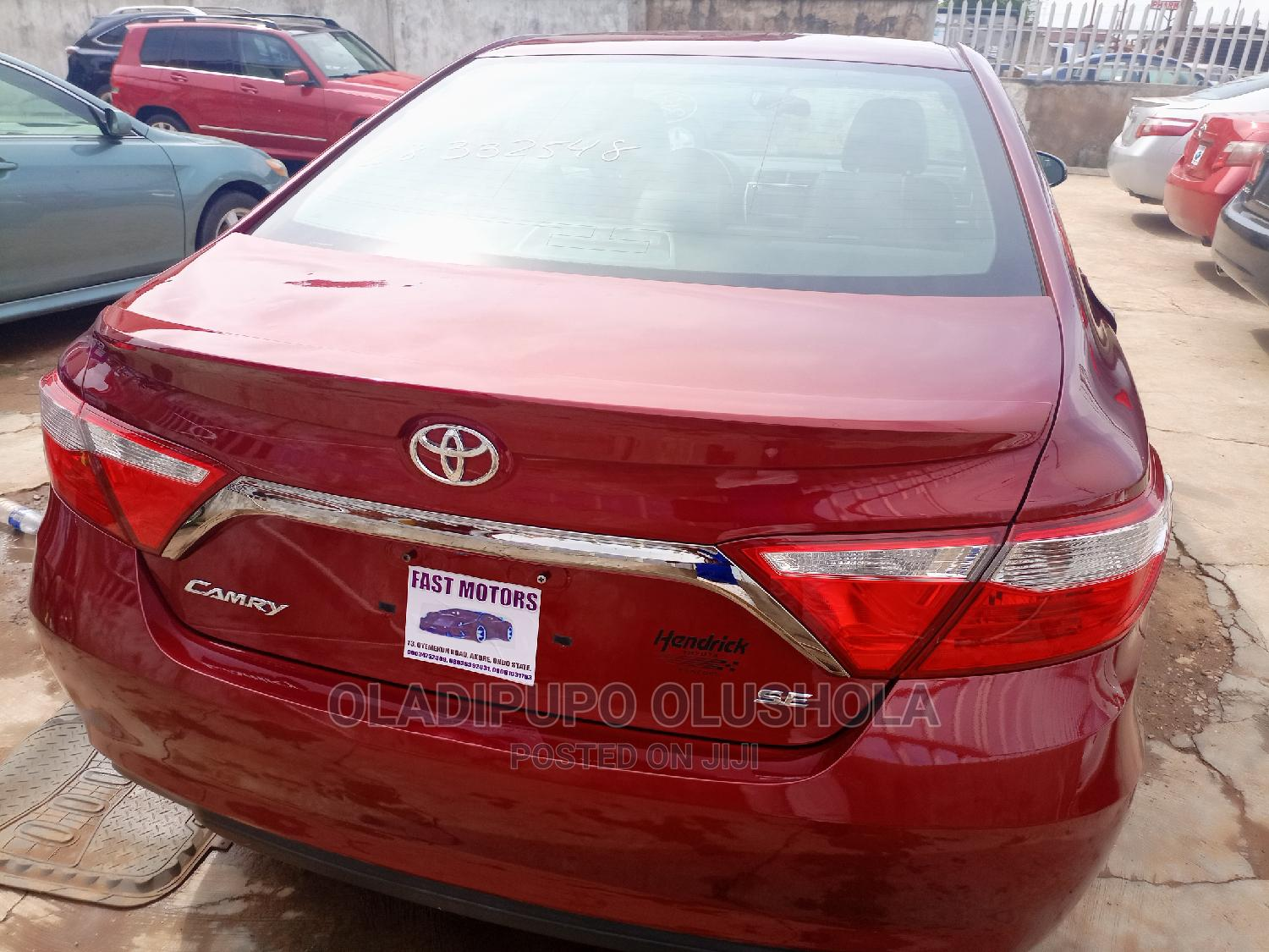 Toyota Camry 2016 Other | Cars for sale in Akure, Ondo State, Nigeria