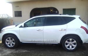 Nissan Murano 2006 SL White   Cars for sale in Delta State, Warri