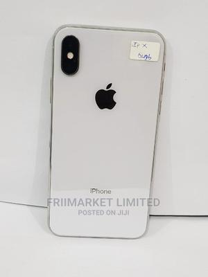 Apple iPhone X 64 GB Silver | Mobile Phones for sale in Delta State, Sapele