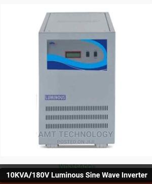 10kva/180v Luminous Inverter   Electrical Equipment for sale in Lagos State, Ikeja