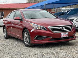 Hyundai Sonata 2017 SE Red | Cars for sale in Abuja (FCT) State, Mabushi