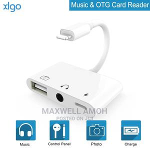 3 in 1 Apple Lightning to USB Adapter | Accessories for Mobile Phones & Tablets for sale in Abuja (FCT) State, Bwari