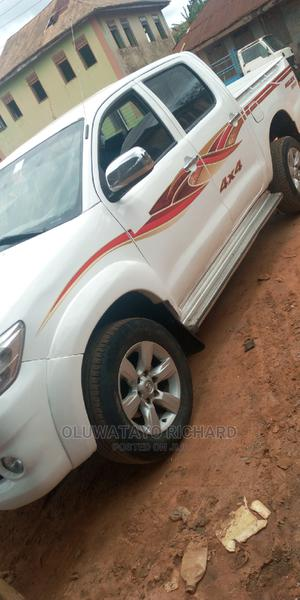 Toyota Hilux 2012 White | Cars for sale in Osun State, Ilesa