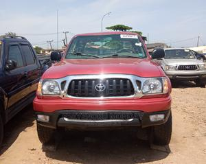 Toyota Tacoma 2004 Double Cab V6 4WD Red   Cars for sale in Lagos State, Amuwo-Odofin