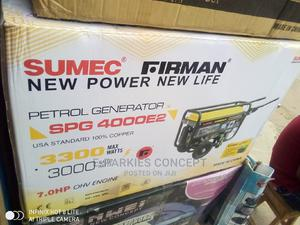 Sumec Firman SPG 4000E2   Electrical Equipment for sale in Lagos State, Ikeja
