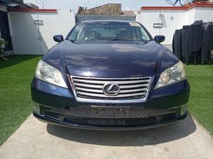 Lexus ES 2010 350 Blue | Cars for sale in Lagos State, Ogudu