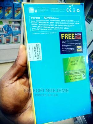 New Tecno Spark Go 2020 32 GB Blue | Mobile Phones for sale in Lagos State, Ikeja