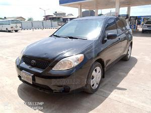 Toyota Matrix 2006 Black   Cars for sale in Lagos State, Abule Egba