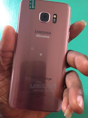 Samsung Galaxy S7 edge 32 GB Gold | Mobile Phones for sale in Lagos State, Agege