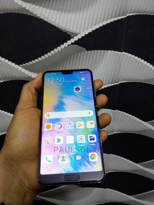 Huawei P20 128 GB Blue | Mobile Phones for sale in Lagos State, Ikeja