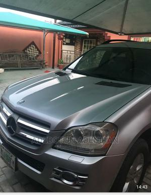 Mercedes-Benz M Class 2007 ML 500 4Matic Silver | Cars for sale in Lagos State, Alimosho