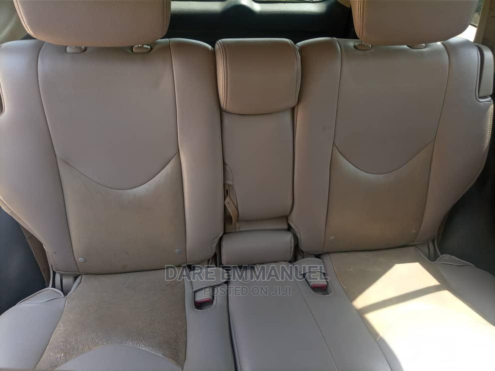 Archive: Toyota RAV4 2008 Limited V6 4x4 Green