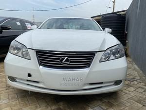 Lexus ES 2008 350 White   Cars for sale in Lagos State, Ilupeju