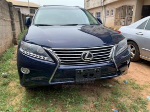 Lexus RX 2015 Blue | Cars for sale in Imo State, Owerri