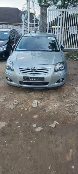 Toyota Avensis 2009 Silver   Cars for sale in Lagos State, Ikeja