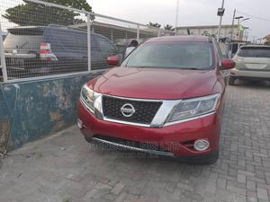 Nissan Pathfinder 2016 Red | Cars for sale in Lagos State, Ajah