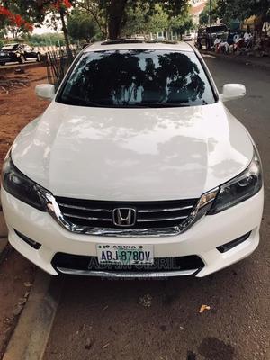 Honda Accord 2013 White | Cars for sale in Abuja (FCT) State, Garki 1