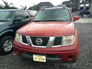 Nissan Frontier 2008 King Cab LE Red | Cars for sale in Rivers State, Port-Harcourt