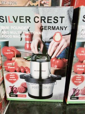 7L Silver Crest Yam Pounder | Kitchen Appliances for sale in Lagos State, Yaba