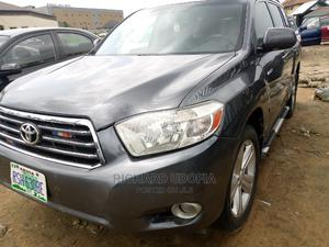 Toyota Highlander 2010 Limited Gray   Cars for sale in Rivers State, Port-Harcourt